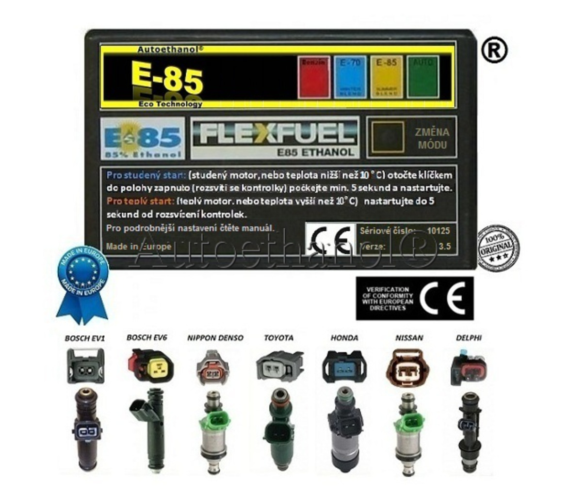E85 Ethanol Conversion Kit v3.5