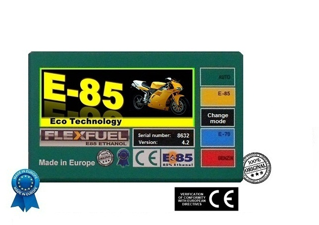 E85 Ethanol Conversion Kit for Motorcycle